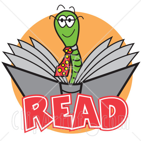 Armand's Blog: kids reading clipart